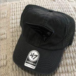 New England Patriots fashion hat